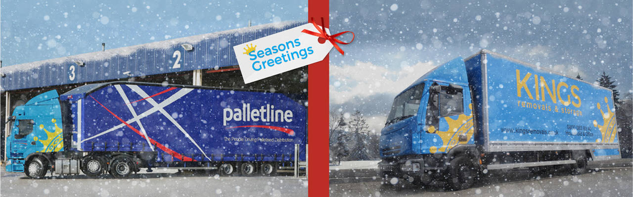 Christmas Opening Times at Kings Transport Services Ltd