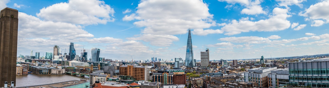 Image of a London cityscape